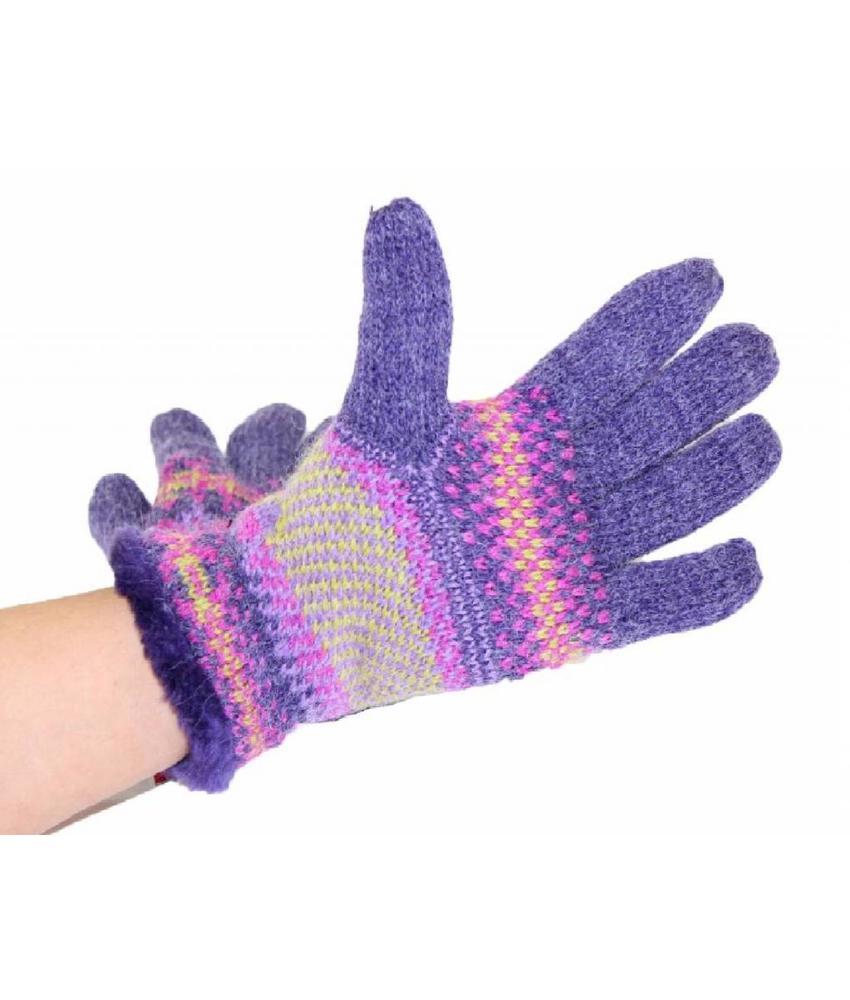 Handschoenen Dames Boa