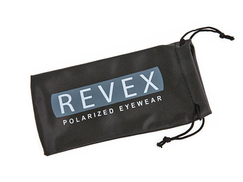Revex Clip -On Zonnebril Black Smal (opklapbaar)