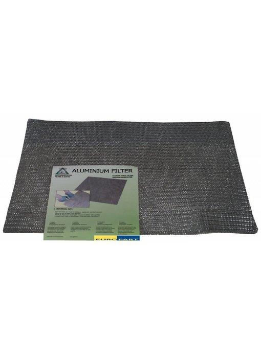 Dampkapfilter Aluminium 90 x 47 cm