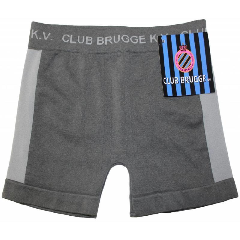 Boxershorts Club Brugge adult grijs