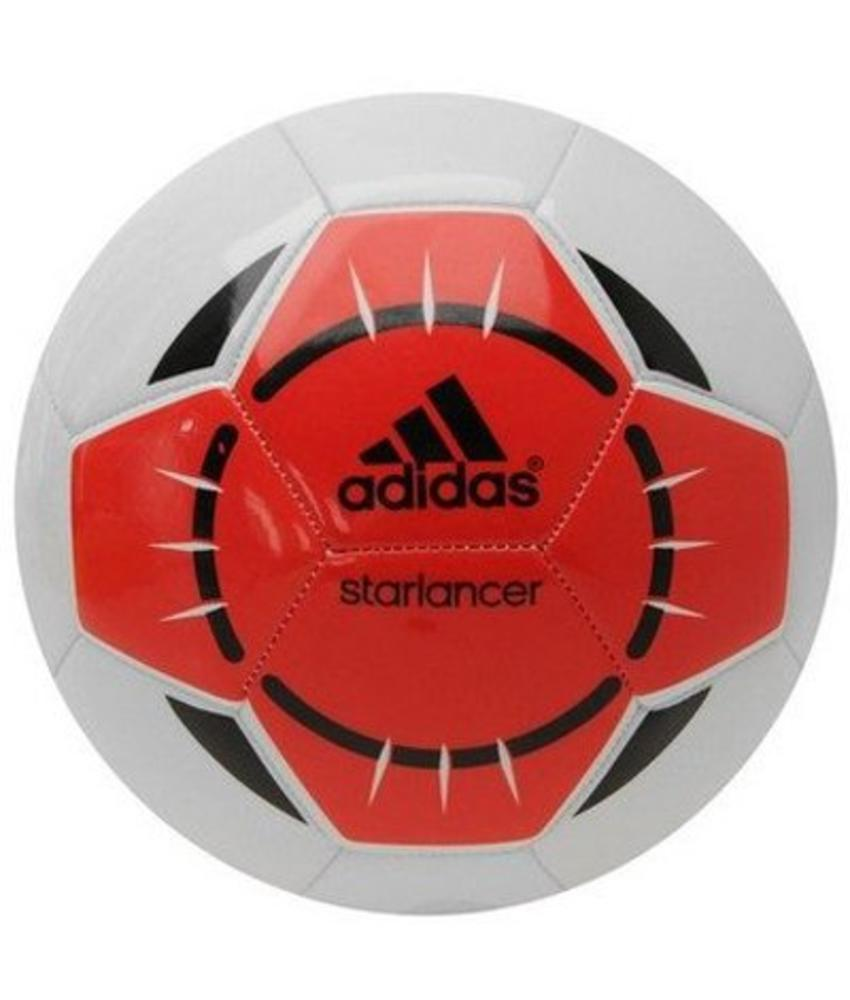 Adidas Voetbal Starlancer Wit/rood