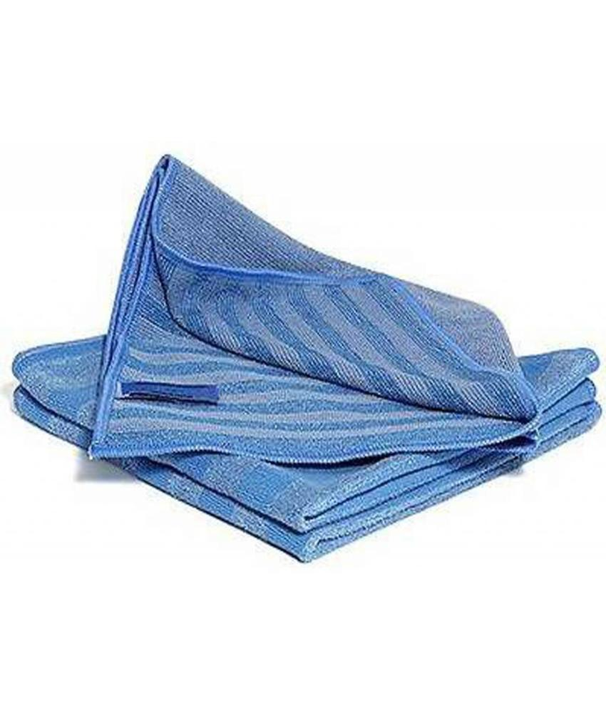 Aqua Laser Vaatdoeken set 3 st. Blauw