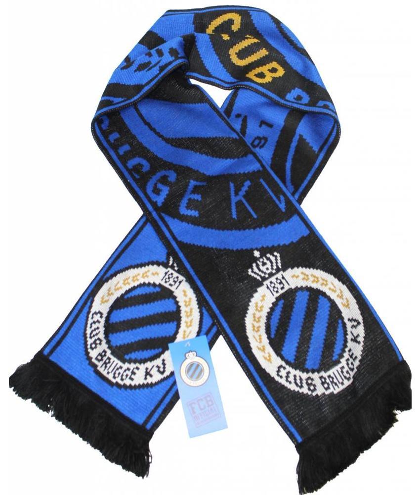 Supporterssjaal Club Brugge Logo