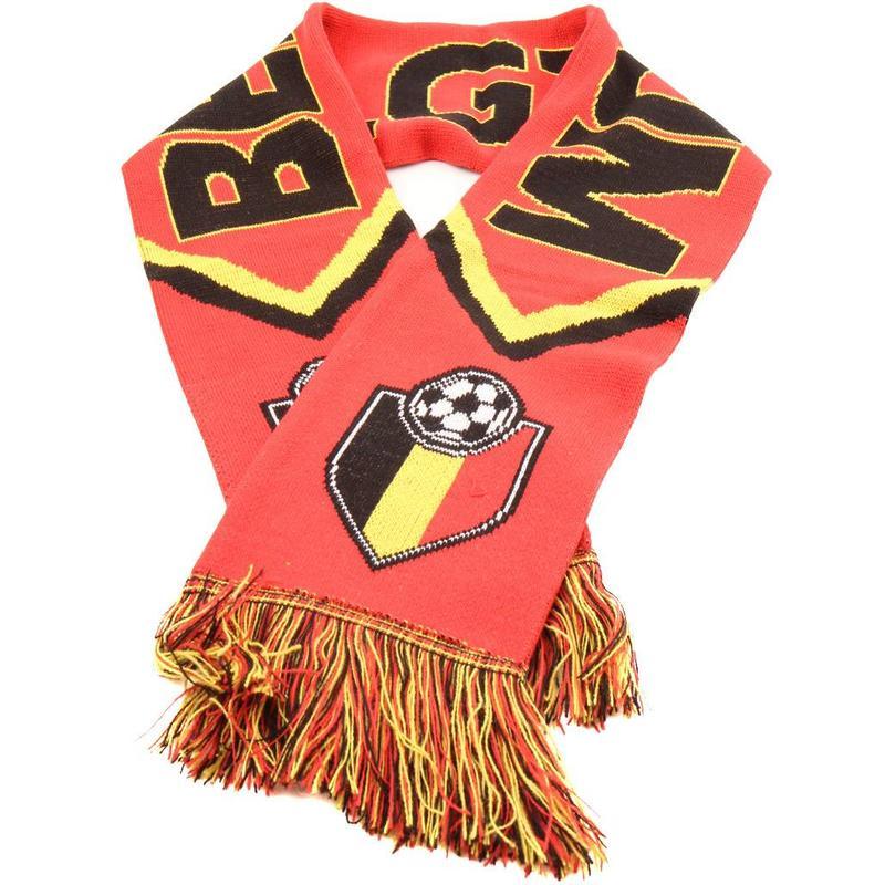 Jacquard sjaal Belgium
