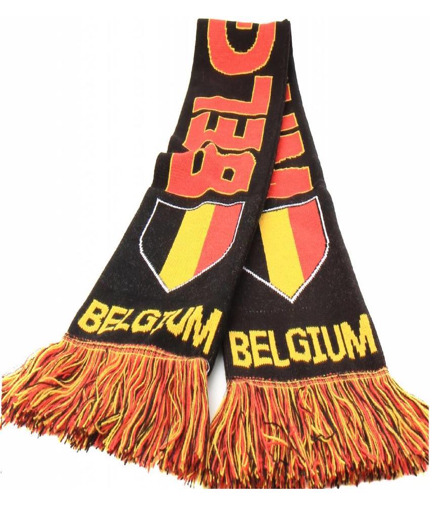 """Supporterssjaal Belgium """"shield"""""""