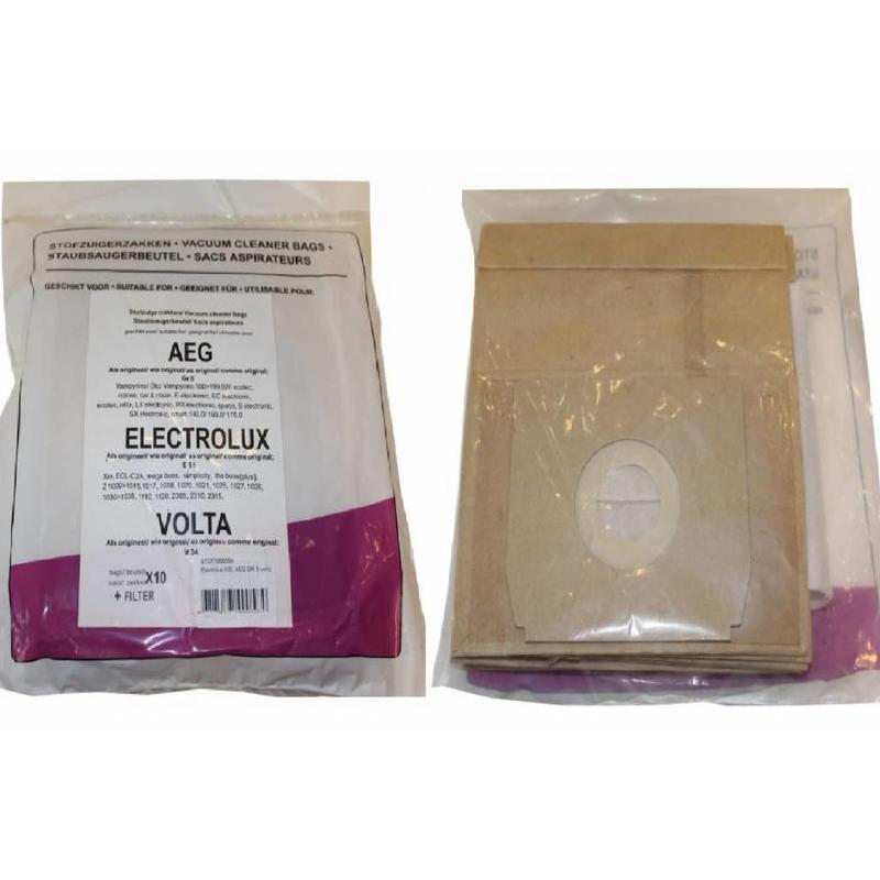 AEG Gr. 5 / ELECTROLUX E51 / Xio Stofzuigerzakken