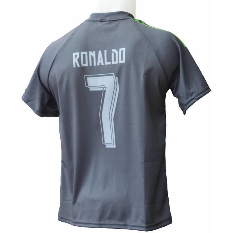 """Madrid Voetbalshirt Ronaldo """"Uit"""""""