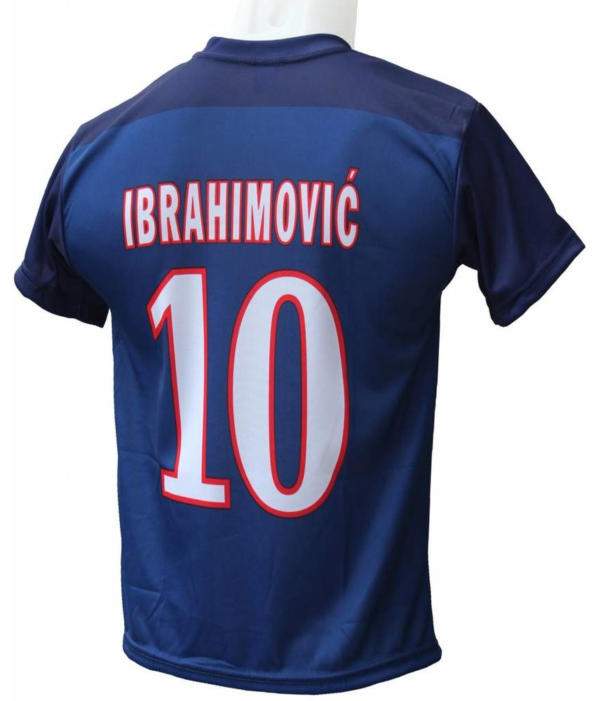 """Parijs  Voetbalshirt Ibrahimovic """"Thuis"""""""
