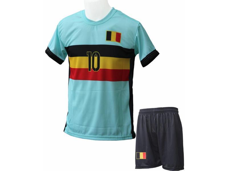 """België Voetbaltenue Hazard """"Uit"""""""