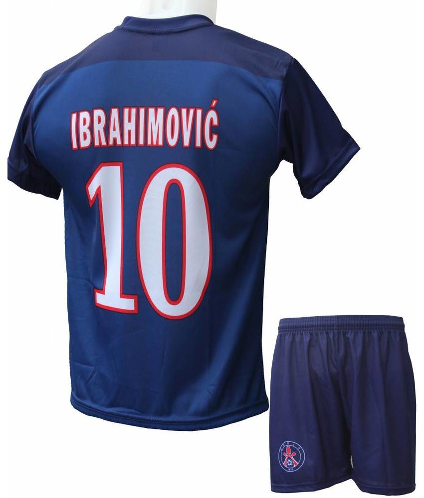 "Parijs  Voetbaltenue Ibrahimovic ""Thuis"""