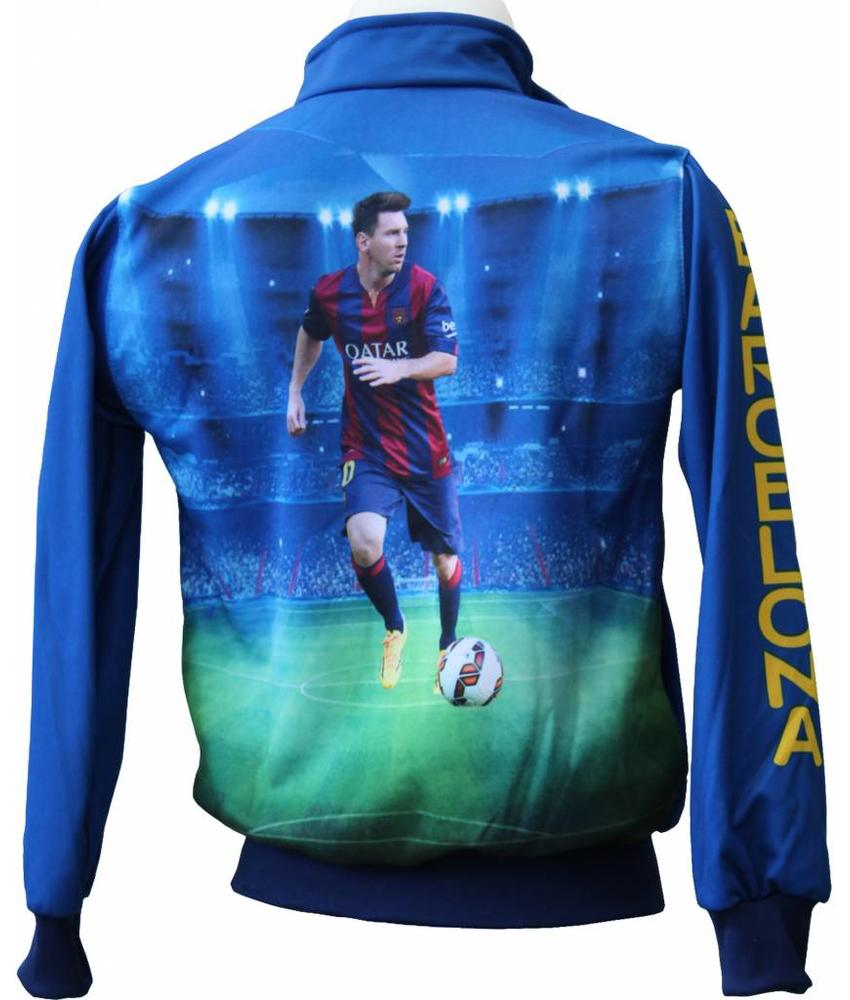 "Barcelona Trainingsvest Messi ""Foto"""