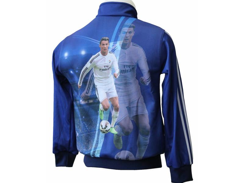 "Madrid Trainingsvest Ronaldo ""Foto"""