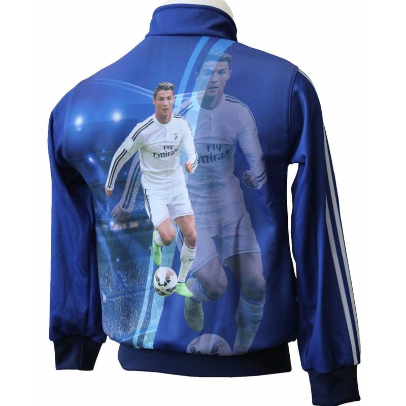 "Madrid Trainingsvest Ronaldo ""Foto"""