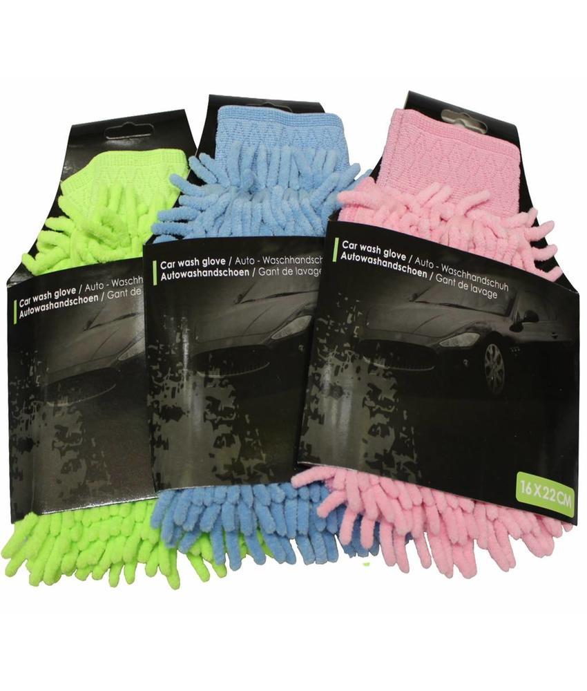 Autowas handschoen Microvezel