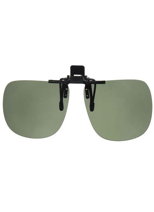 Revex Clip -On Zonnebril Green Large