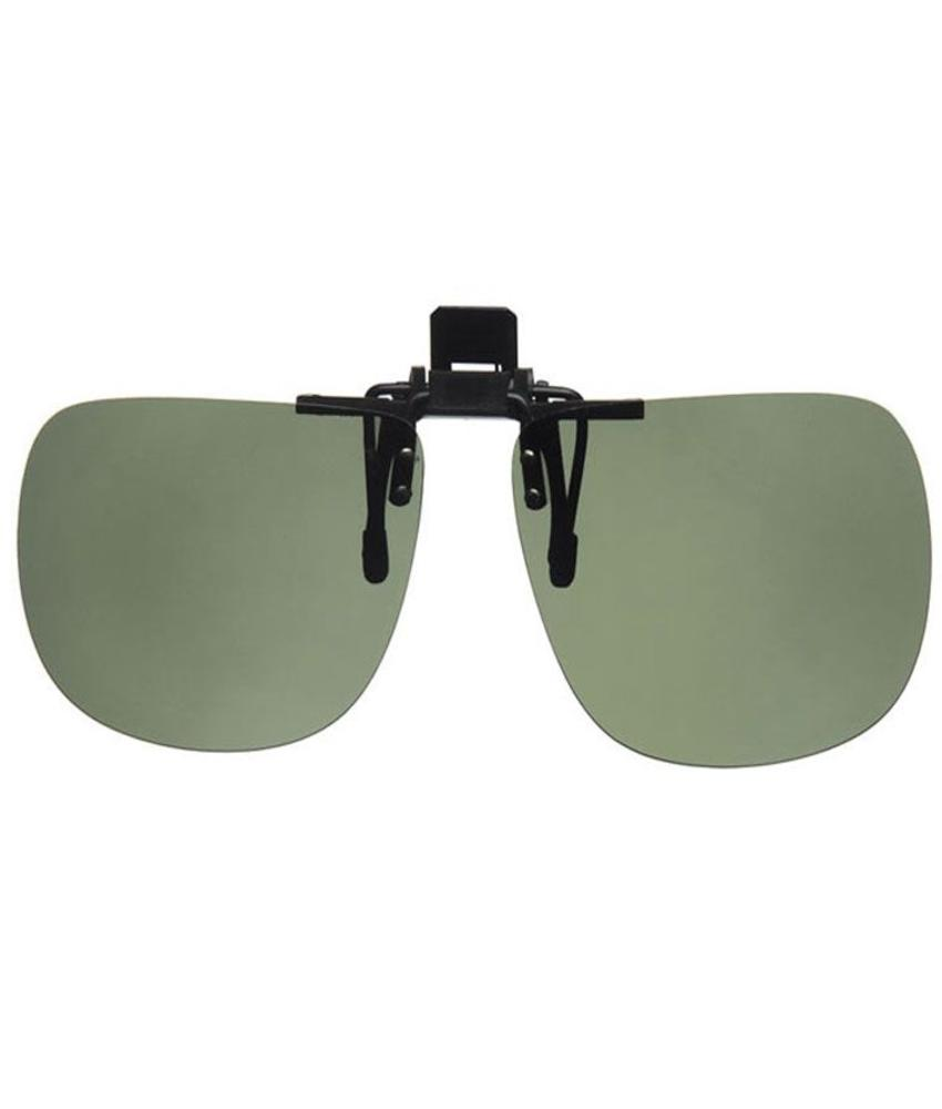 Revex Clip -On Zonnebril Green Large