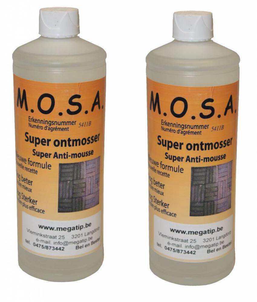 MOSA Ontmosser 2 Liter