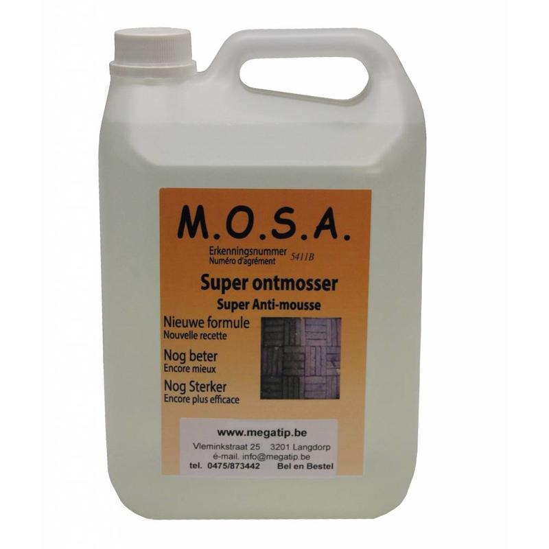 MOSA Ontmosser 5 Liter