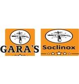 Soclinox Roestvrij staal reiniger Gara's
