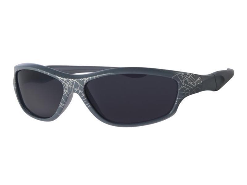 Kinder zonnebril Sport grijs