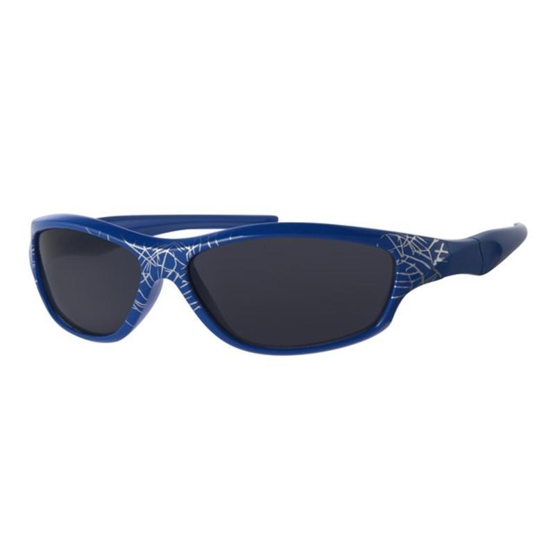 Kinder zonnebril Sport blauw