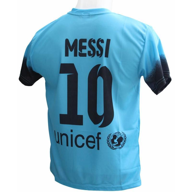 """Barcelona Voetbalshirt Messi """"Uit"""""""