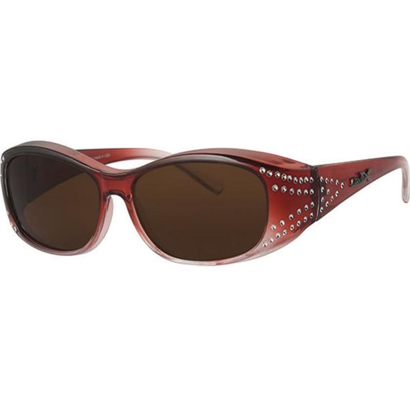 Revex Suncover Zonnebril Dames (Rood)