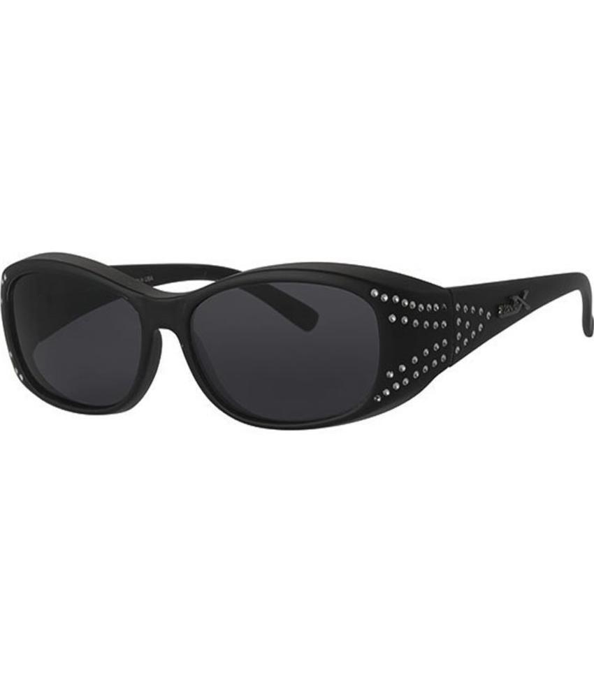 Revex Suncover Zonnebril Dames (Zwart)