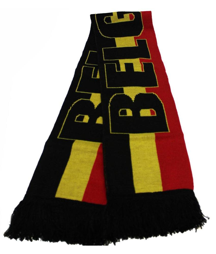 Sjaal Belgium 3-stripes