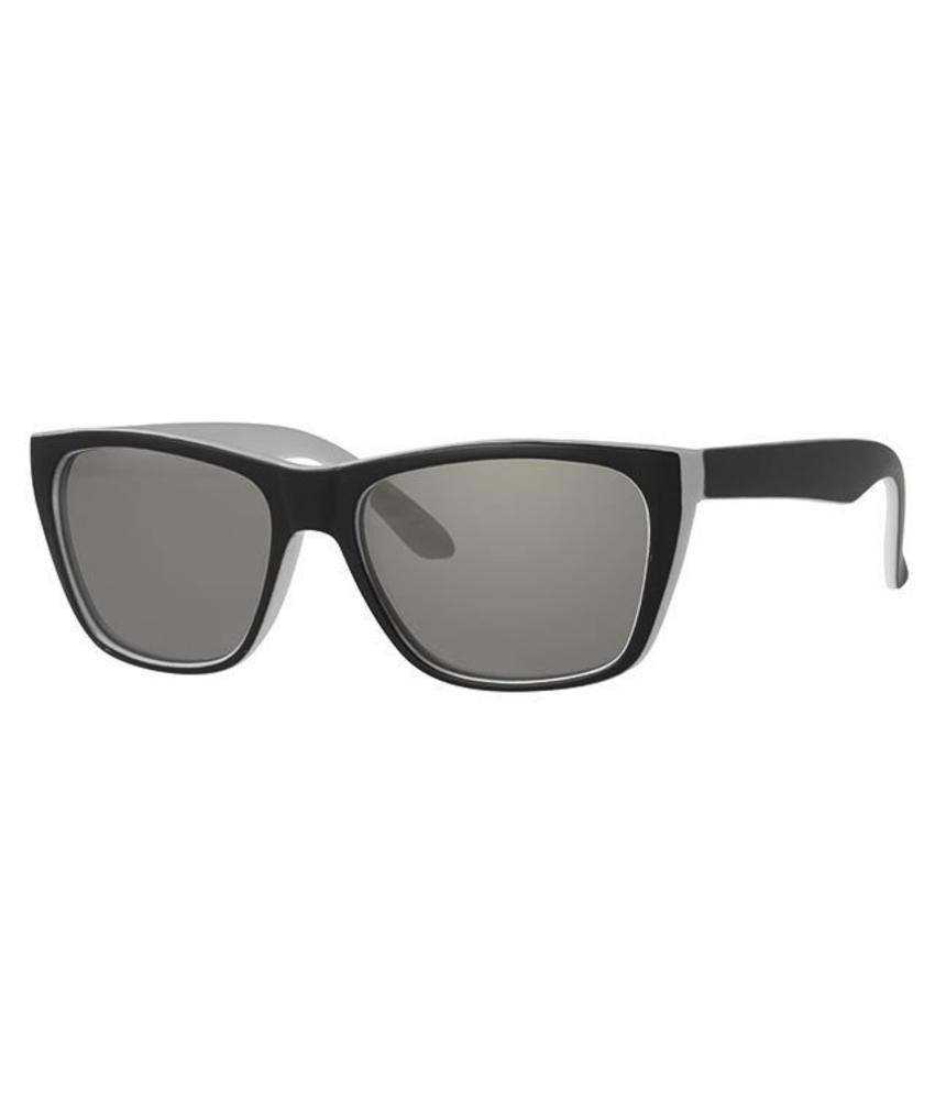 Kinder zonnebril Wit/Zwart