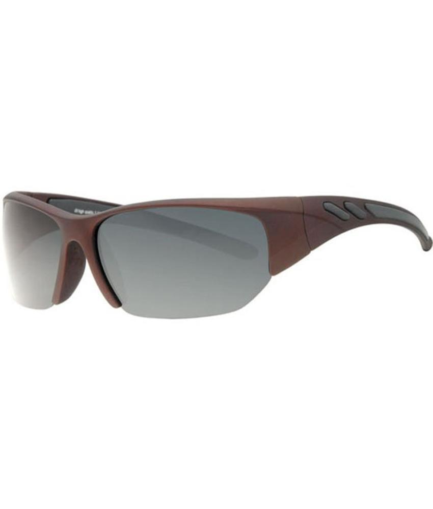 Revex Polaroid sport zonnebril bruin/zwart
