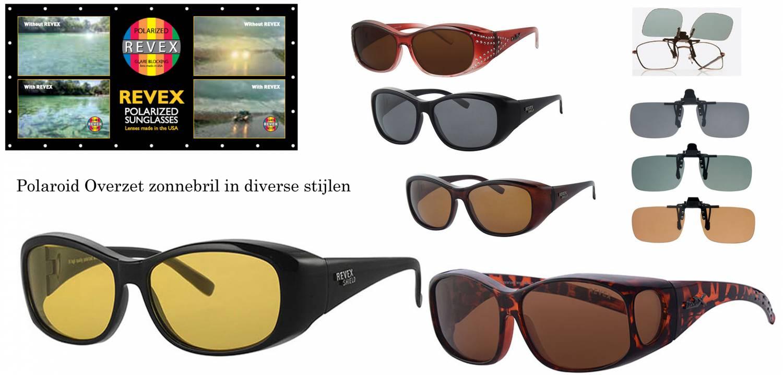 Waarom is een overzet zonnebril kopen een goed idee?