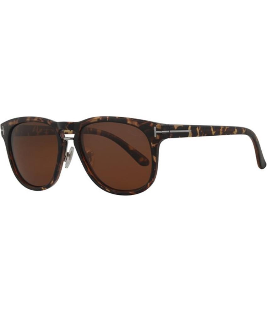 Revex Polaroid Wayfarer zonnebril leopard