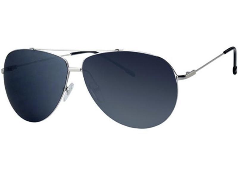 Level One Aviator zonnebril zwart
