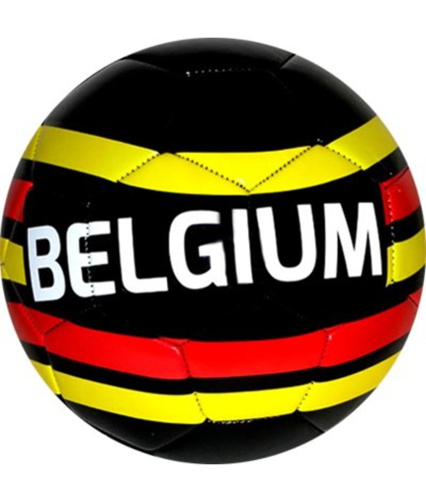 Bal Belgium Zwart (maat 5)