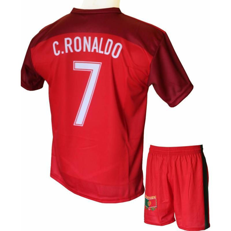 """Portugal Voetbaltenue Ronaldo """"Thuis"""""""