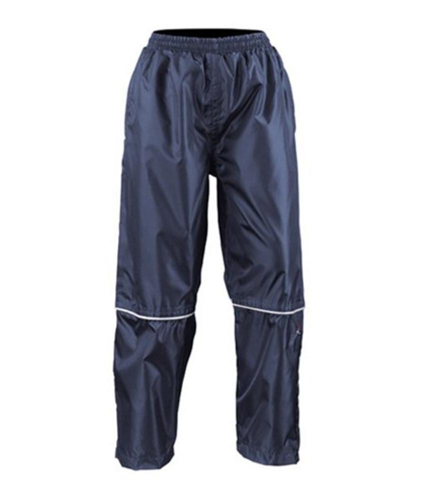 Waterdichte Regenbroek Navy blauw Kids
