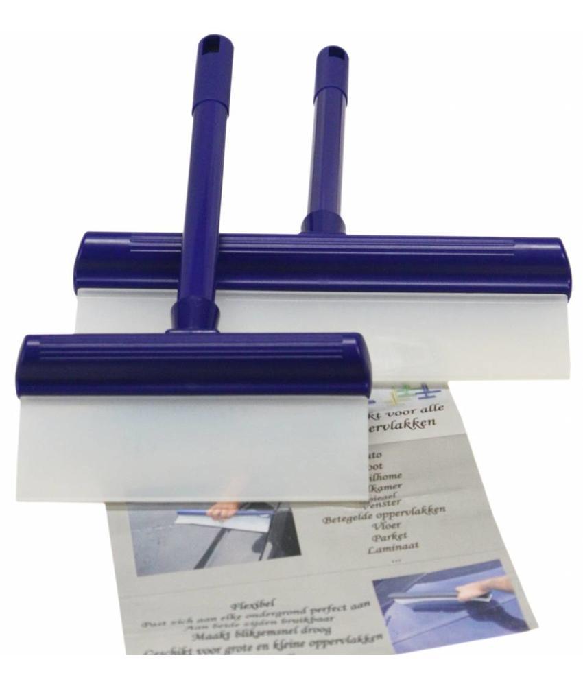 Waterwisser set Blauw