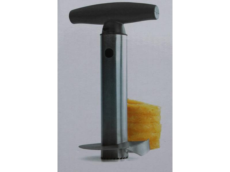 Lacor Ananassnijder Inox 24 cm.