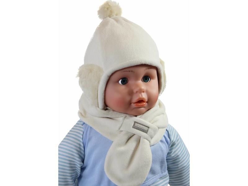 Baby Muts en Sjaal Fleece
