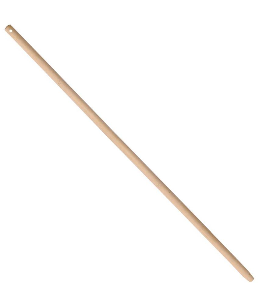 Borstelsteel 150 cm. Ø 28 mm.