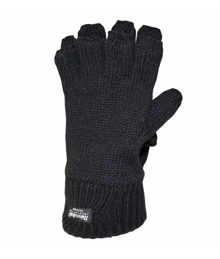 Handschoenen zonder vingers voor Dames in Thinsulate