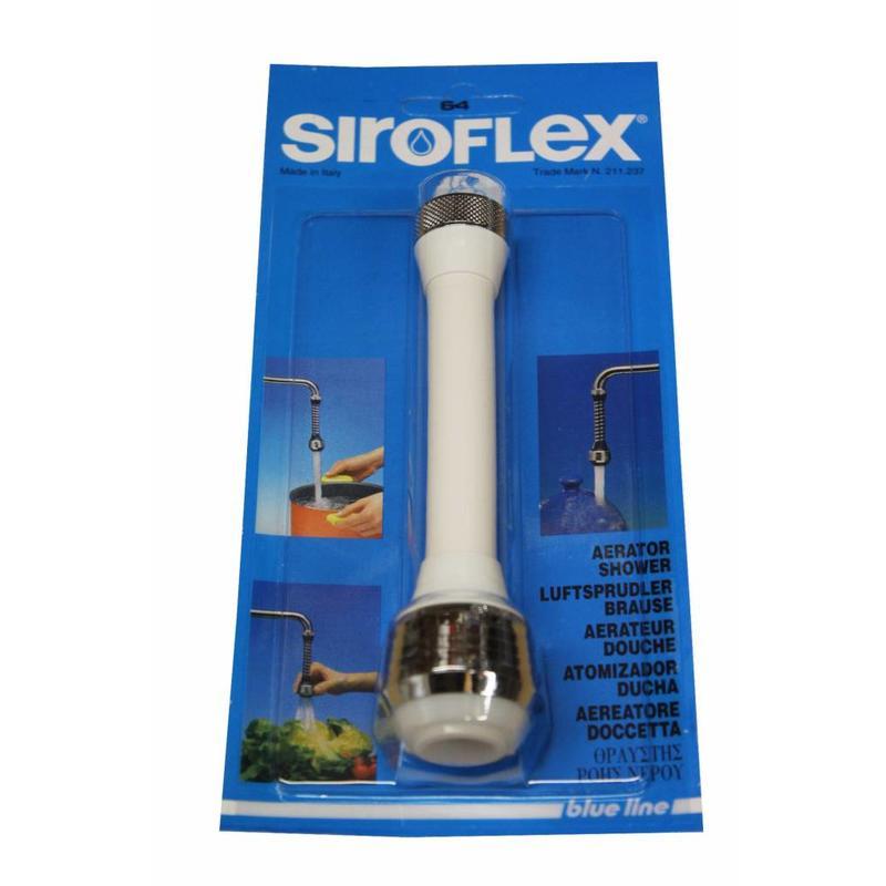 Siroflex sproeikop met verlengstuk
