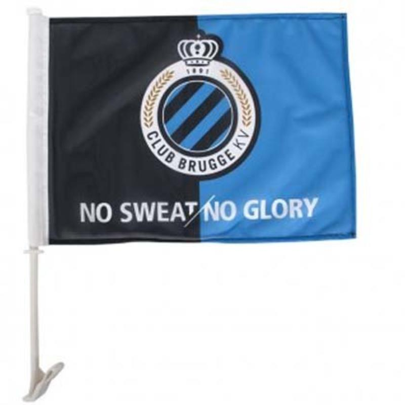 Auto vlag Club Brugge