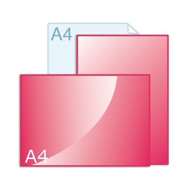 Enkele kaart A4 (210 x 297 mm)