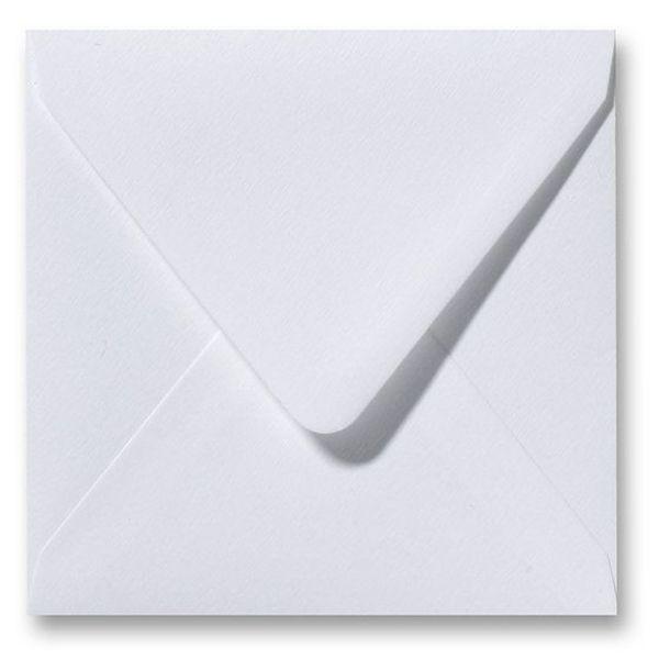 Blanco envelop carré 140