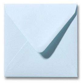 Gekleurde envelop Zachtblauw