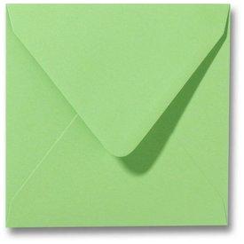 Gekleurde envelop Appelgroen