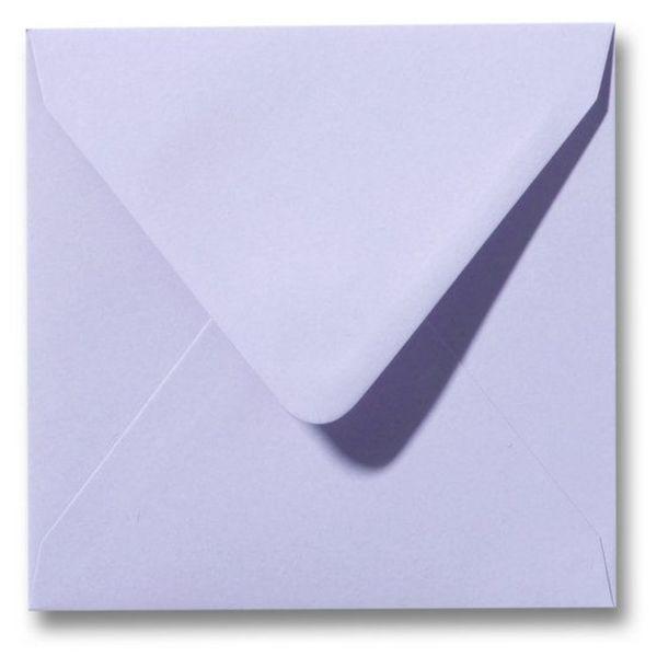 Gekleurde envelop Lavendel