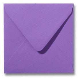 Gekleurde envelop Paars